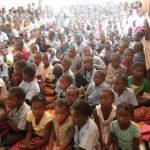 Versammlung zum Gottesdienst