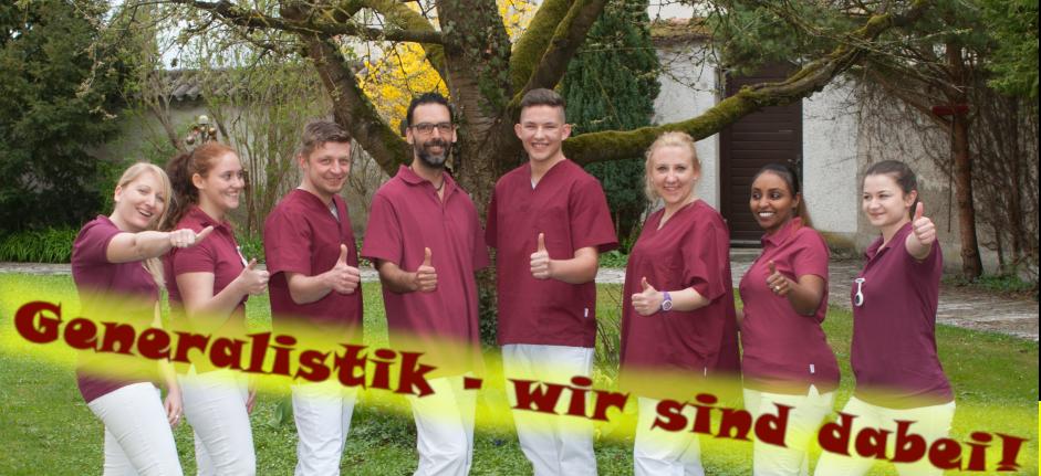 Berufsfachschule für Altenpflege/-hilfe Aiterhofen